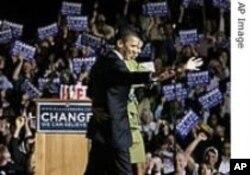 Campanha eleitoral de 2008, no estado de Iowa