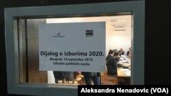 Dijalog između opozicije i vlasti po šesti put na FPN-u u Beogradu, Foto: VOA