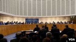 Слухання в Страсбурзькому суді