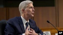 Кандидат на посаду судді Верховного суду США Ніл Ґорсач