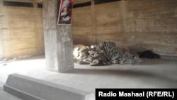 جلال اباد، افغانستان، کې د خدائي خدمتگار تحریک باني باچاخان قبر
