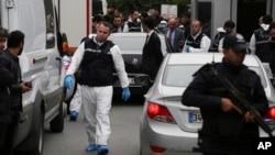 استنبول: سعودی قونصل جنرل محمد العتیبی کی رہائش گاہ کا تجزیہ
