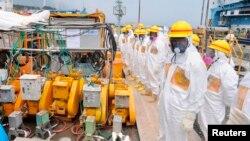 원전 오염수 유출...치바현 한일 교류회