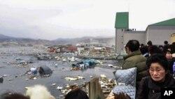 強震後日本人冷靜 反映公民教育和國民質素