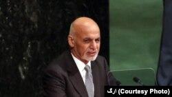 آقای غنی گفت که آزادیهای جهان اکنون دستخوش تهدیدات دهشت افگنی شده است
