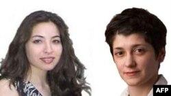 İran yuxarıda solda əks olunan Roksana Saberini heç kəsə xəbər vermədən həbs etmişdi