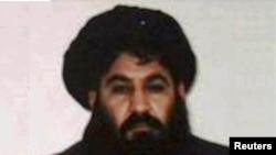 ملا اختر محمد منصور در اواسط سال ۲۰۱۵ بحیث رهبر جدید طالبان معرفی شد