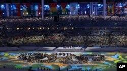 首次在南美洲國家舉行的里約奧運,星期日舉行閉幕儀式。