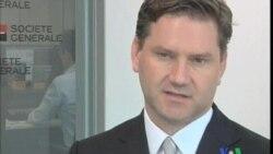 2011-09-06 美國之音視頻新聞: 全球股市連續第二天動蕩不穩
