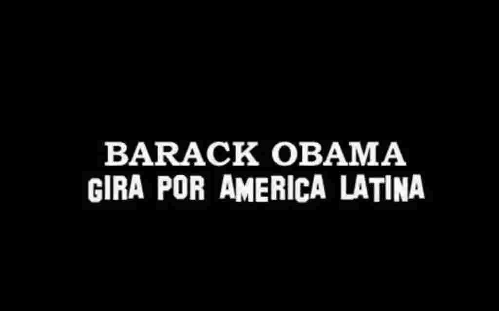 Barack Obama en Latinoamérica