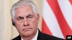 Menlu AS Rex Tillerson akan memimpin sidang tingkat tinggi DK PBB soal Korea Utara hari Jumat (28/4).