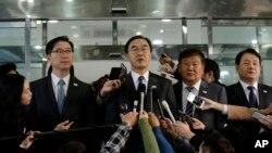 Cənubi Koreya Unifikasiya naziri Co Myonq-qyon