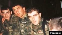 დავით სიხარულიძე KFOR-Kosovo Forces სამშვიდობო ოპერაციაში