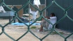 مسأله دادگاه غيرنظامی برای زندانيان بازداشتگاه گوانتانامو