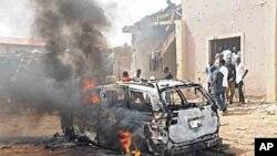 Irin barnar da hare haren yan kungiyar Boko Haram ke yi a Nigeria ke nan