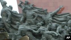 北韓日前慶祝建軍節80週年。