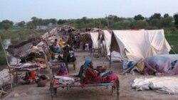 Des milliers de sans-abri suite aux inondations
