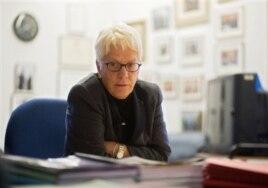 Thành viên của Ủy ban điều tra về Syria Carla del Ponte.