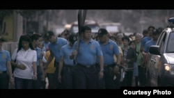 «По приказам президента». Кадр из фильма. Courtesy photo
