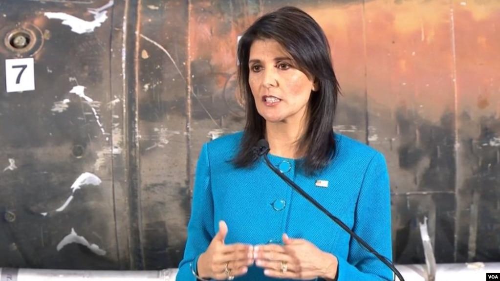 Amb. Haley: Irani zhvillon aktivitete destabilizuese