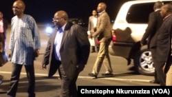Benjamin William Mkapa, mu rugendo mu Burundi