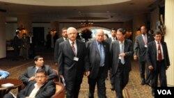 Almuerzo de los jefes de delegación con los observadores permanentes en el marco de la XL Asamblea General de la AEA.