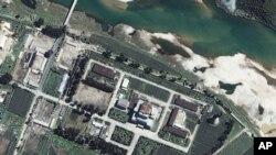 北韓寧邊核設施