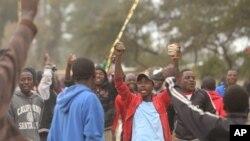 Report on Zimbabwe Stay Away Filed By Patricia Mudadigwa