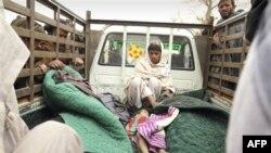 Провинция Кандагар, Афганистан. 11 марта 2012 г.