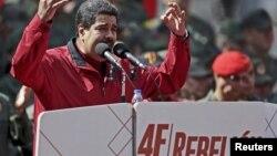 El presidente venezolano, Nicolás Maduro, se oponen rotundamente, es el proyecto emblemático del Congreso: la amnistía.