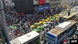 نیروهای امنیتی در بازار تهران، بازار