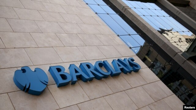 FILE - Barclays Africa Group, with this building in Johannesburg, is weighing whether to pull its operations out of Africa.