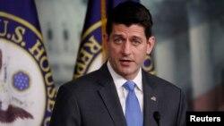 """La preocupación es que el estatus de """"pato cojo"""" de Paul Ryan pueda desencantar a los votantes y a los donantes y empeorar las posibilidades de que el Partido Republicano mantenga el control del Congreso."""