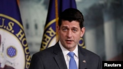 Paul Ryan, shugaban majalisar wakilan Amurka