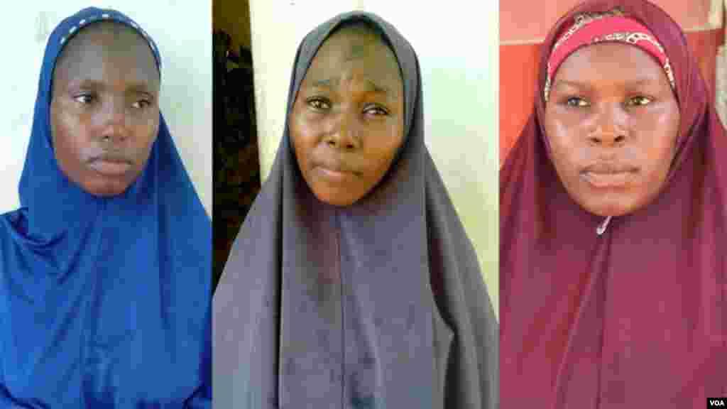 A'isha Kabiru, Hafsat Usman Bako, zuwa Zainab Idris.