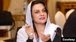 عائشہ بانو۔ رہنما پاکستان تحریک انصاف