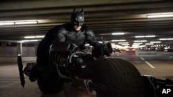 Colorado Shooting Dark Knight