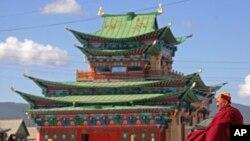 Budistički hram u Ulan Udeu