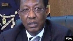 Shugaban kasar Chadi, Idriss Deby.