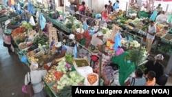 Mercado do Plateau, Cidade da Praia