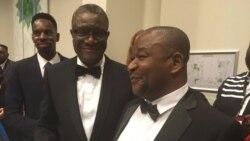 Paul Nsapu, vice-président ya sika ya FIDH