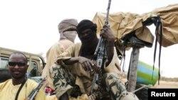 Повстанцы-исламисты, контролирующие север Мали (архивное фото)