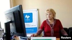 Руководитель ассоциации «В защиту прав избирателей «Голос» Лилия Шибанова (архивное фото)