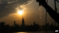 New York je jedan od gradova u kojima su zabilježene rekordno visoke temperature