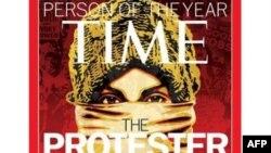 """Revista Time shpall si Njeriun e Vitit """"Protestuesin"""""""