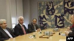 BM Kıbrıs Görüşmelerinde İlerleme Kaydedildiğini Açıkladı