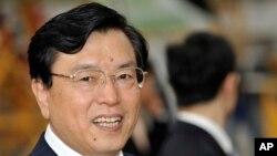 中共中央政治局常委張德江
