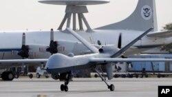 Máy bay không người lái Predator B của Hoa Kỳ.