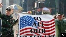 امریکہ میں فوجیوں کو خراج تحسین پیش کرنے کا دن