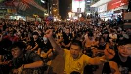 SHBA, thirrje Kinës të tregojë përmbajtje në Hong Kong
